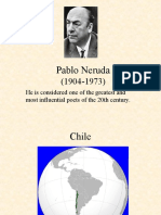 Neruda Poems
