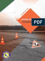 Le palmarès des routes les plus dégradées de France