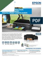 Epson L805 Brochure