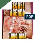 Secret Agenta by Linda Hunt