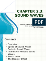 Chapter 2_3 Sound Wave 2016