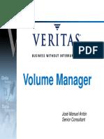 Curso Volume Manager