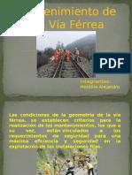 presentacion de proyecto Mantenimiento de una via ferrea.pptx