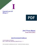 Financiero y Tributario I - SEGUNDO PARCIAL