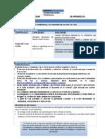 COM - U6 - 2do Grado - Sesion 03.docx