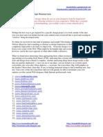 Top 50 Website Design Resources
