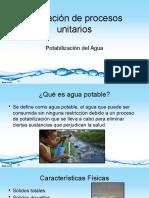 Potabilizacion Del Agua 1 FINAL de Veritas