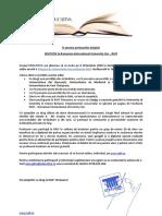 [Bussing] Invitatie RIUF Timisoara (1)