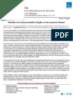 El Portal Press Release in Spanish