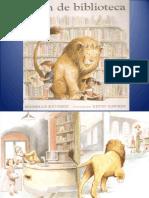 leon-de-biblioteca.pps