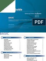 User guide Samsung 402x