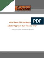 Agile Master Data Management