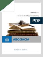 Modulo 9 Plantilla Economia Politica