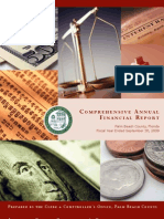 Palm Beach County's 2009 Comprehensive Annual Financial Report