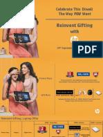 HP Diwali Celebration Offer- 2016