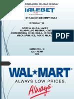 Caso Walmart Exposicion