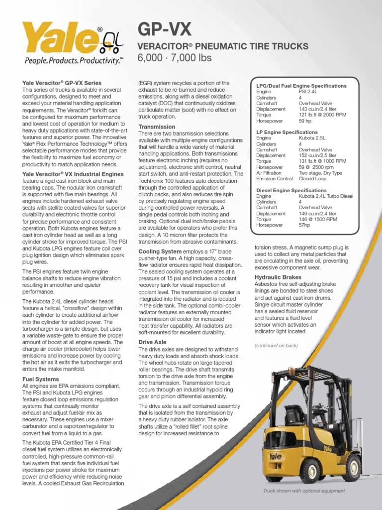 GP060-070VX Spec Sheet | Turbocharger | Diesel Engine