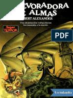 La Devoradora de Almas - Robert Alexander