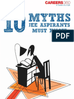 10 Myths JEE Aspirants Must Know