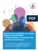 4.5.10 Manual Sobre Resistencia No Violenta Dirigido a Profesionales