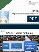 Presentación Medio Ambiente CNCS