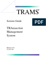 TRAMS 8.35 Screens Guide (1)
