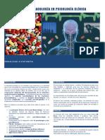 Programa Psicofarmacologia y Psicología Clínica