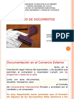 Manejo de Documentos