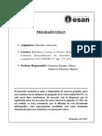 Lucian Bebchuck. Contratos Desequilibrados en Mercados de Consumo Competitivos.