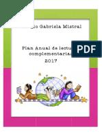 Plan Anual de Lecturas Complementarias