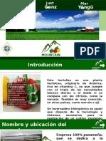 Mountain Veggies - Comerio Internacional
