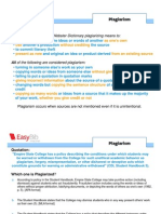 Research Guide - Plagarism - 7