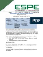 Informe de Laboratorio 1 Enfoque Del Modelo Cognitivo Introspección