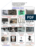 CR Tools and Spare Parts NEW