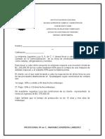 Estudio de caso no. 1 (Razones financieras)