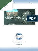 Altimetria 1