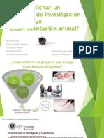 Seminario Experimentación Animal