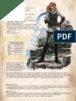 Esteren Prologue Characters