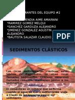 Sedimentos Clásticos Equipo 2
