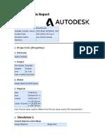 Stress Analysis Report Original