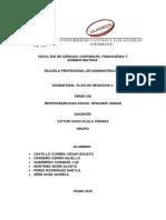 Copia de Tarea de Plan II Parihuelas