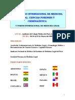 Programa Del II Congreso Internacional de ML,CCFF y Cri