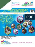 Informe Presidente Gestion 2015