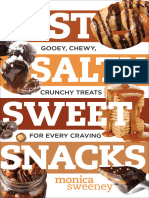 Best Salty Sweet Snacks Gooey- Chewy- Crunchy Treats for Every Craving