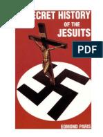 The Secret History of the Jesuits by Edmond Paris