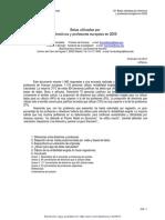 9 Betas Utilizadas Por Directivos y Profesores Europeos