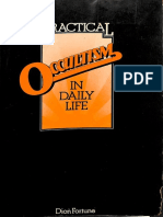 Dion Fortune - Practical Occultism in Daily Life.pdf