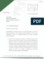 Cargo Carta Mrree Dp Minjus