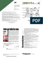 Plastika - Revista Estudiantes ARQ-ITP No. 2