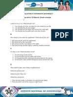 Evidence Expressing Advice AA2